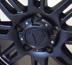Center Cap for 1 T-Force Wheel