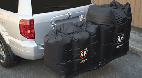 Rightline Gear Hitch Rack Dry Bags