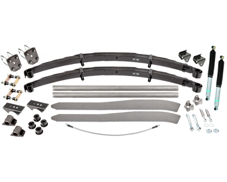 Tacoma Rear Lift Kit 95-05, 3""