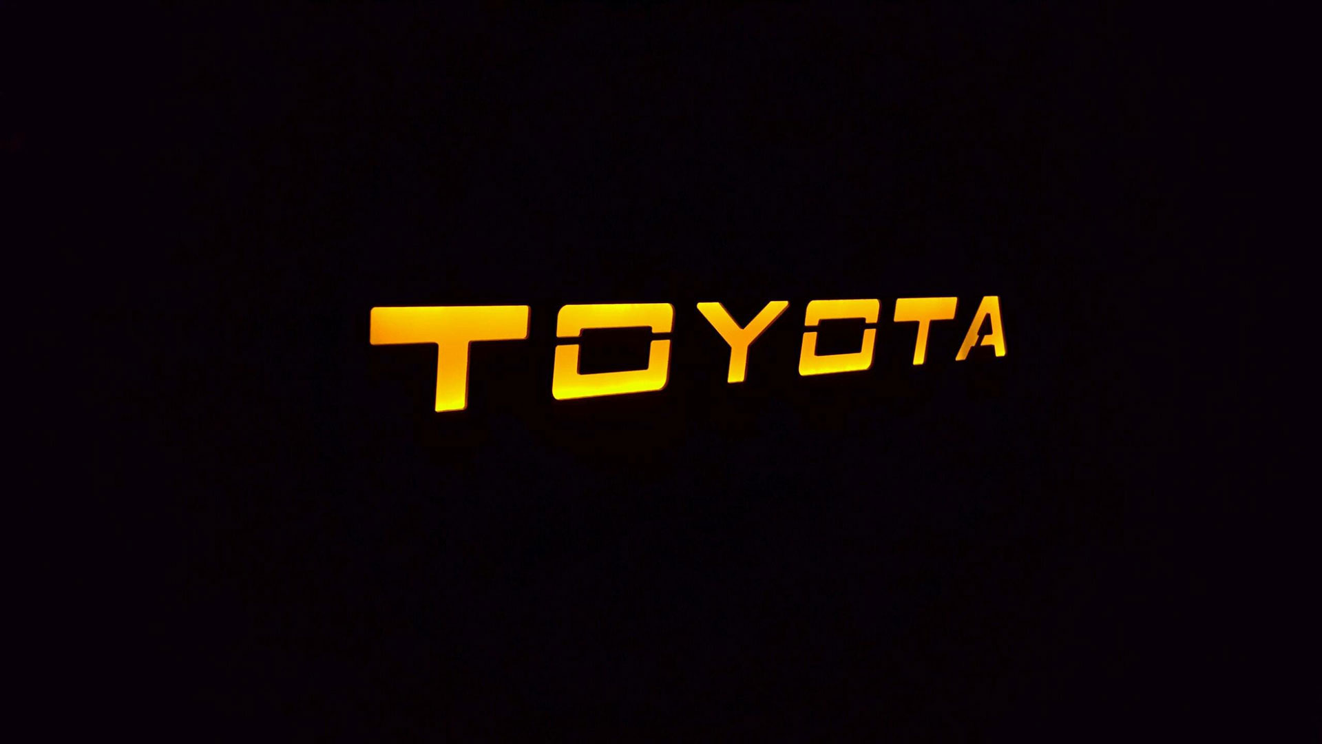 "DB Customz 2012 -2015 TOYOTA TACOMA ""TRD"" Style GRILLE INSERT Led Night Glow"