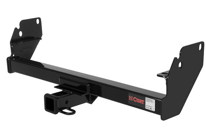 CURT Class 3 Trailer Hitch for 2005-2015 Toyota Tacoma (Including X-Runner & Pre-Runner)