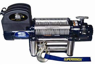 Talon 9.5 Winch by Superwinch