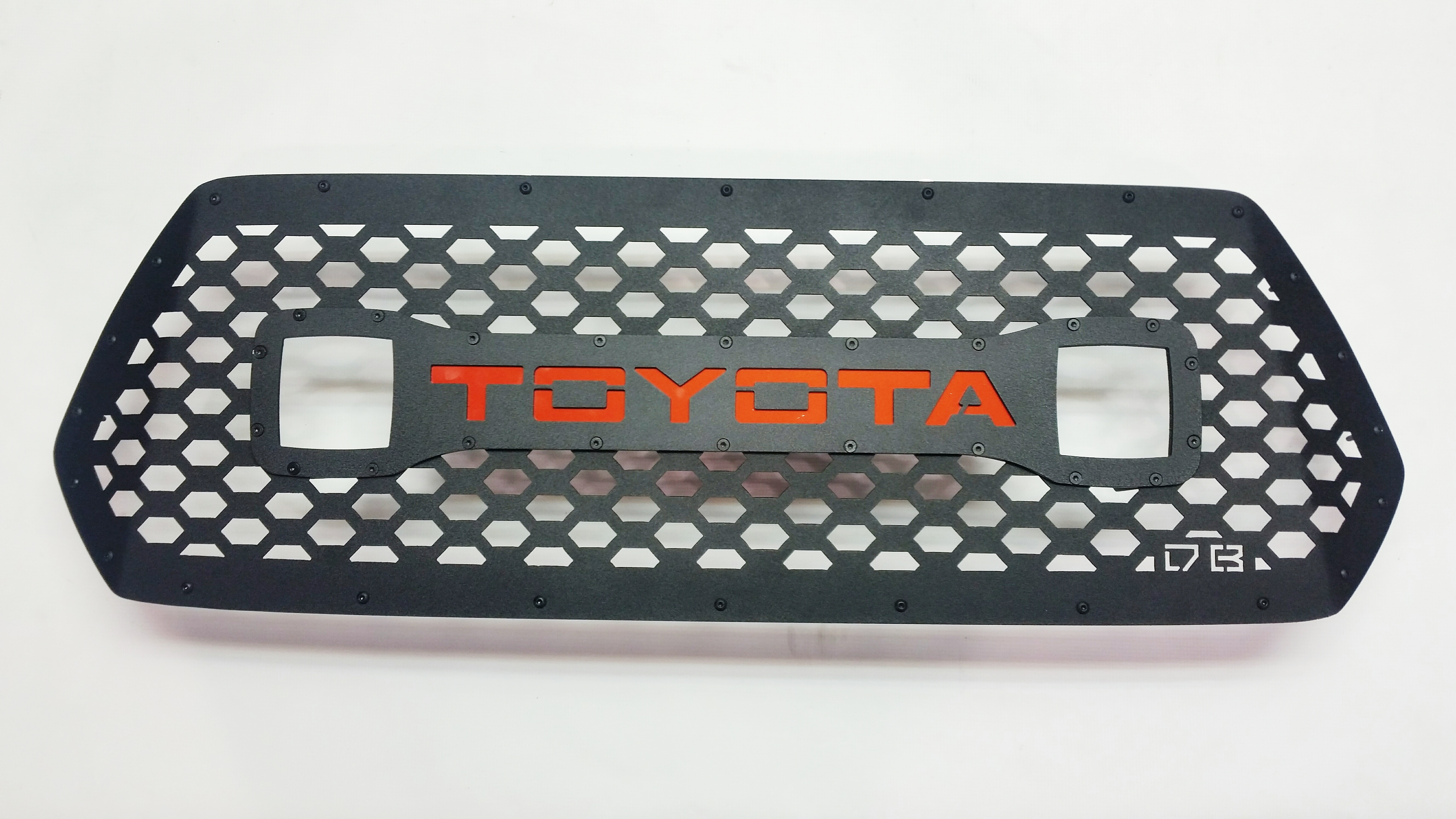 DB Customz 2016-2019 Tacoma Grille insert for 3X3 LED Cubes