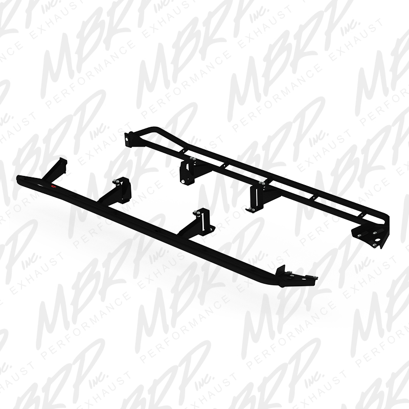 Off Camber Fabrications 2016-17 Toyota Tacoma Rock Rail Kit