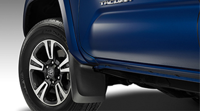 Mudguards For 2016 Tacoma
