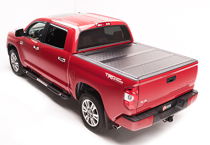 BAKFLIP G2 2005-2015 TOYOTA TACOMA HARD FOLDING TONNEAU COVER (6' BED)