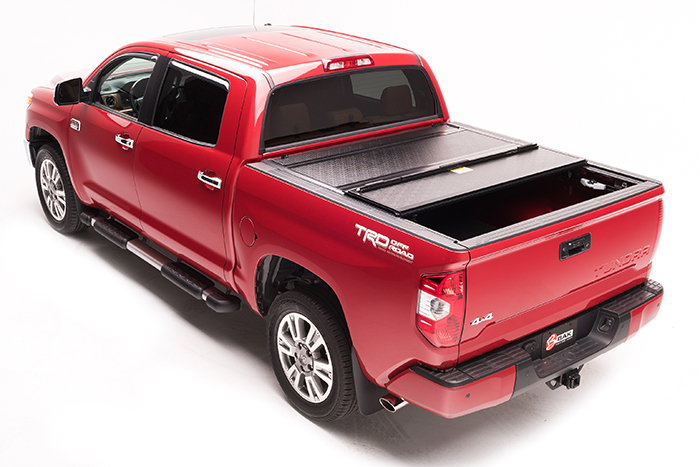 BAKFLIP G2 2005-2015 TOYOTA TACOMA HARD FOLDING TONNEAU COVER (5' BED)