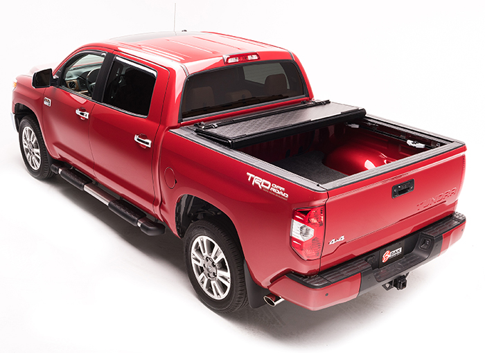 BAKFLIP G2 2016-2017 TOYOTA TACOMA HARD FOLDING TONNEAU COVER (6' BED)