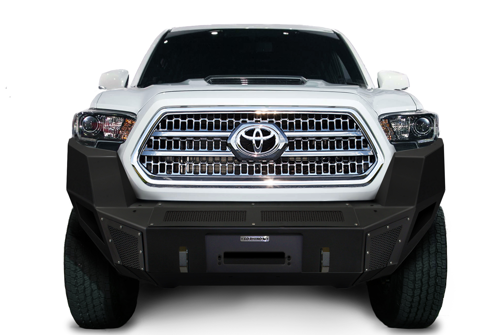 Go Rhino Tacoma BR5 Front Bumper Replacement 2016+