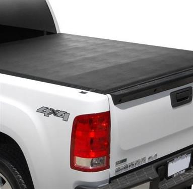 Smittybilt Non-Lockable Black Tri-Fold Vinyl Cover