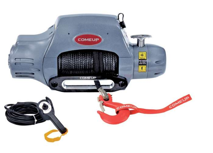Comeup SEAL 9.5si, 12V WINCH