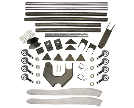 Trail-Link Suspension Kit, Rear (3 link Tacaoma 1995.5-2004)