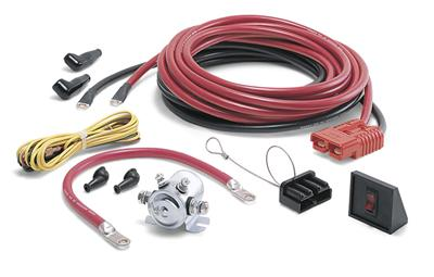 Warn Rear Quick Connect Kit -20'