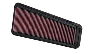 K&N replacement air filter 4.0 V6 2005-15