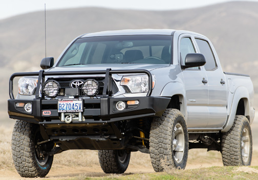 ARB WINCH BAR BUMPER 2012+ TACOMA