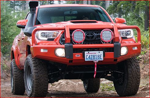 ARB Summit Winch Bar-Bumper 2016+