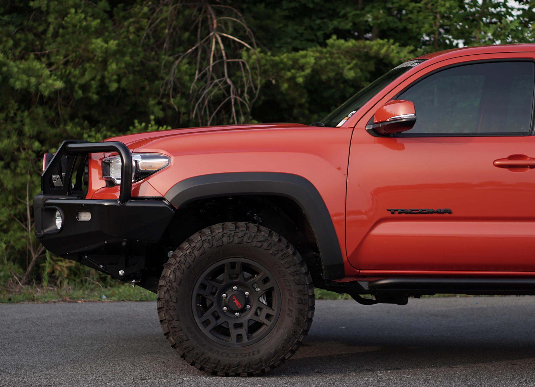 2016+ TOYOTA TACOMA FRONT SUMMIT BAR KIT