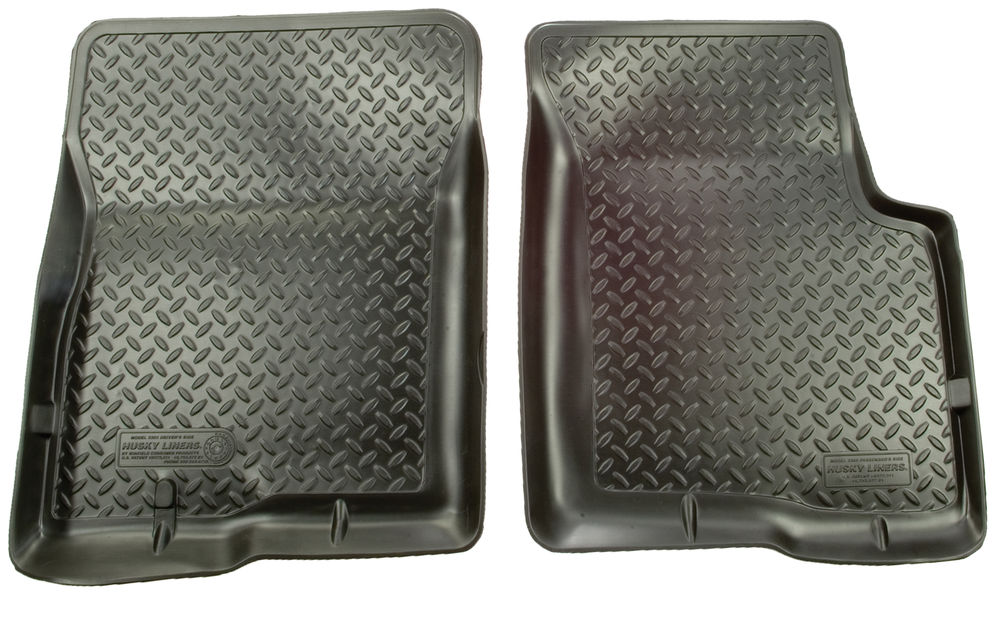 Husky Liners 95-04 Tacoma Front Floor Liners - Black