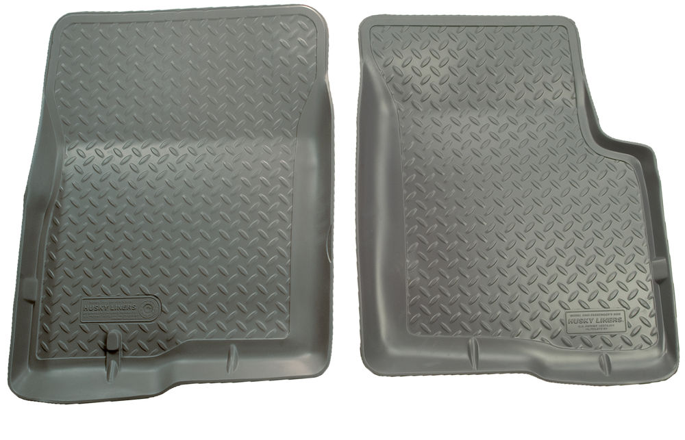Husky Liners 95-04 Tacoma Front Floor Liners - Grey