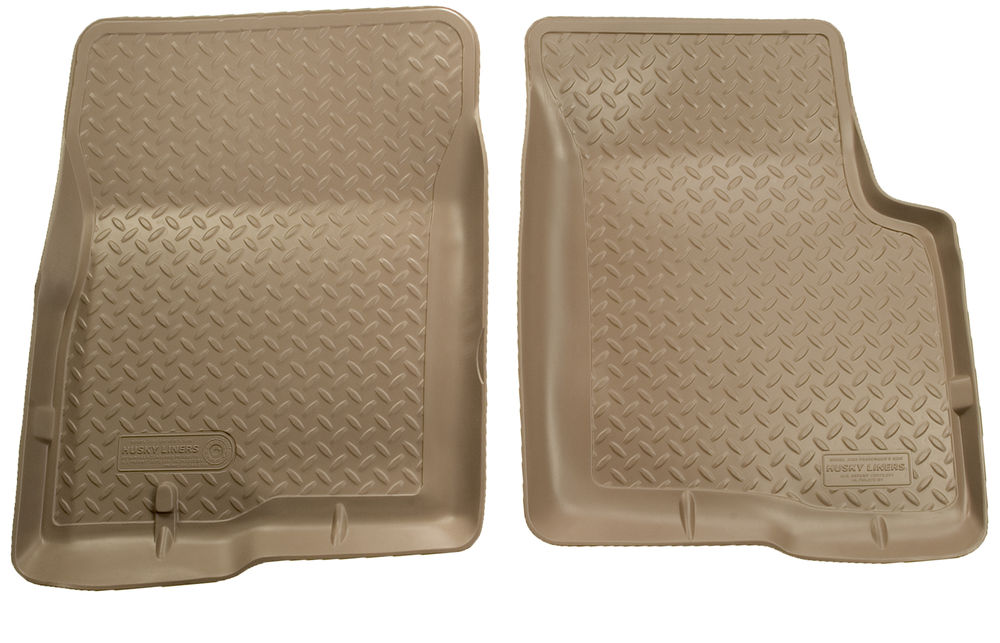 Husky Liners 95-04 Tacoma Front Floor Liners - Tan