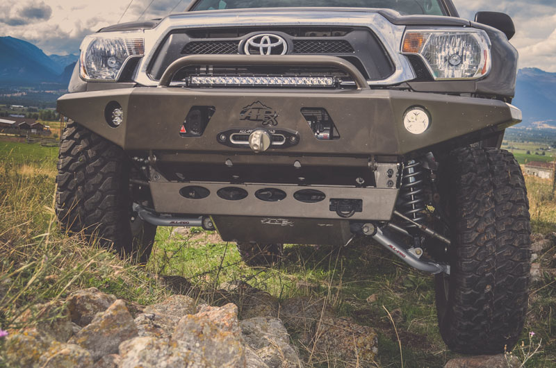 All-Pro 2016+ Tacoma Long Travel Kit [AP-306716] - $2,698 00 : Pure Tacoma,  Parts and Accessories for your Toyota Tacoma
