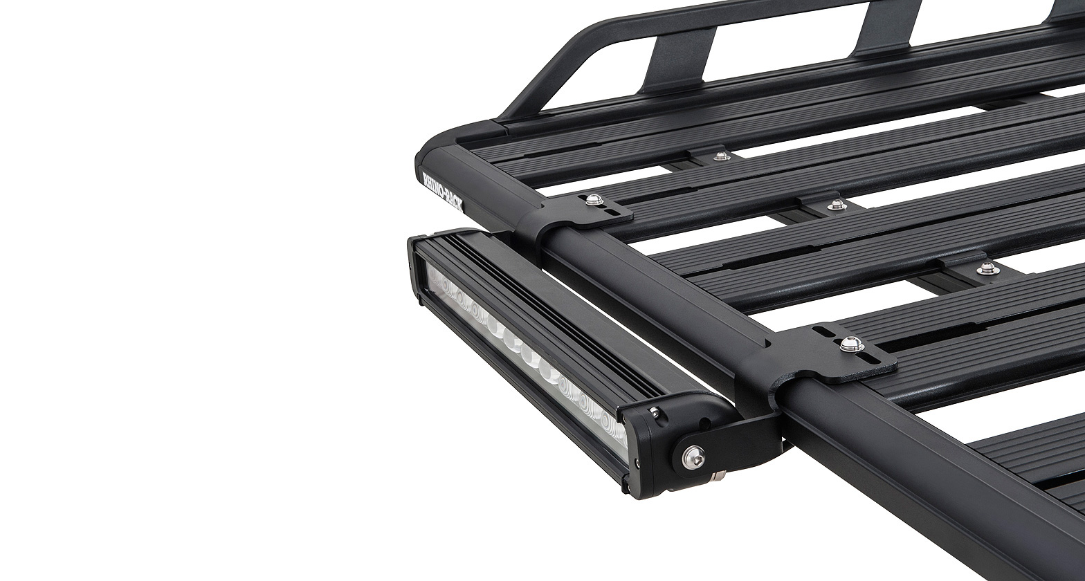 Rhino-Rack Pioneer LED Light Bracket