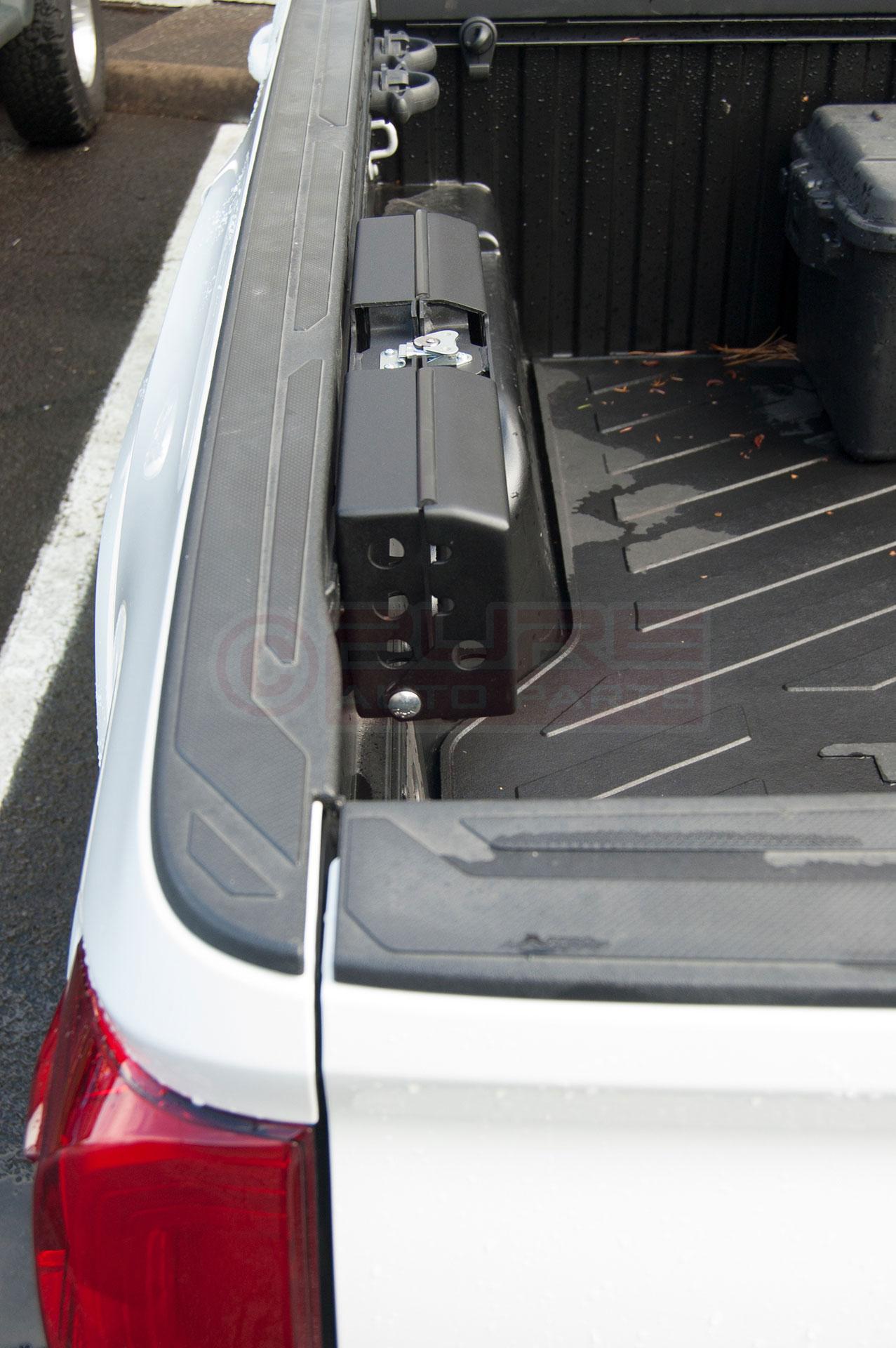 Toyota Lift Kits >> Warrior MOD Box for the 2005 - 2018 Toyota Tacoma [4381 ...