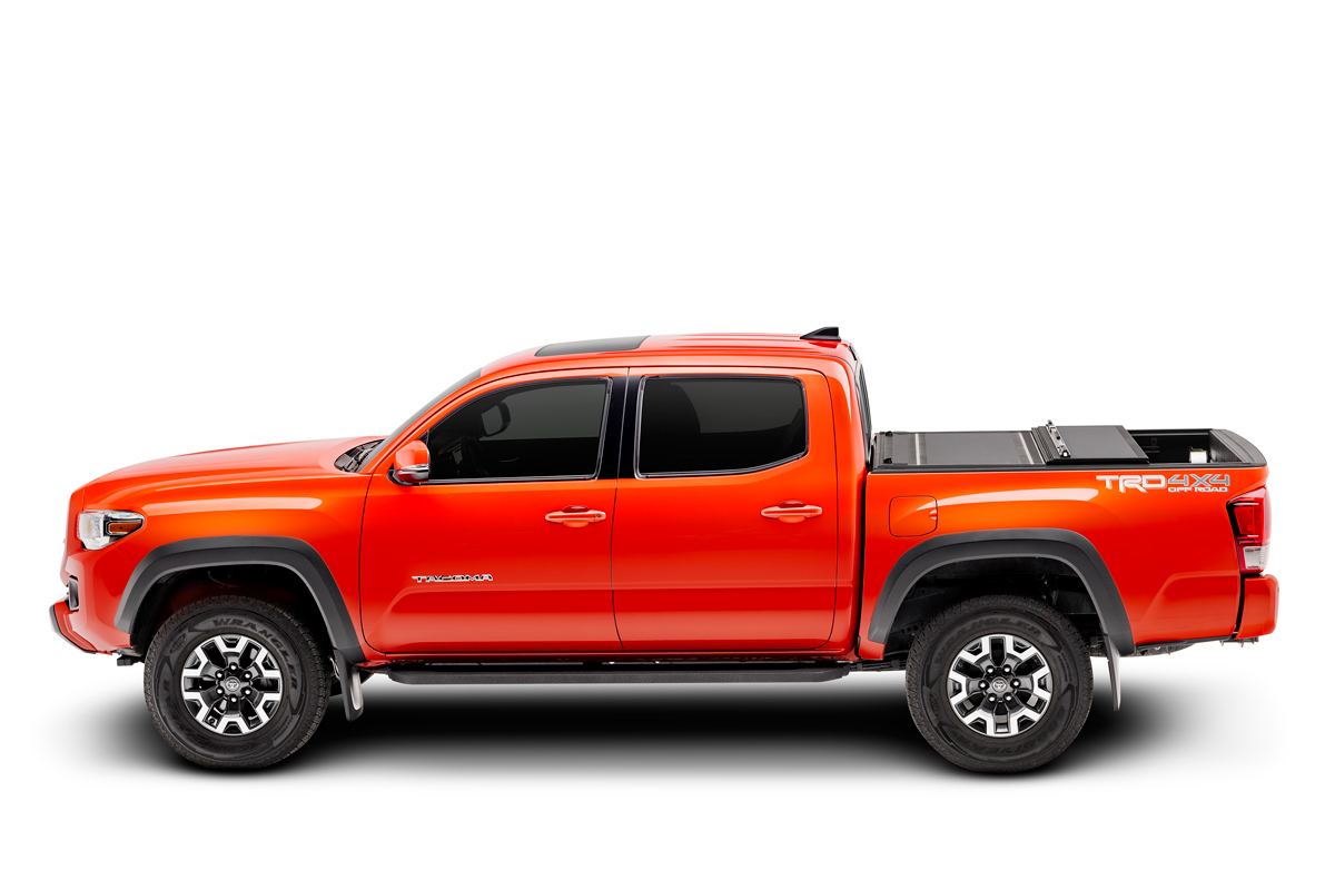 BAKFLIP MX4 2005-2015 TOYOTA TACOMA HARD FOLDING TONNEAU COVER (5' BED)