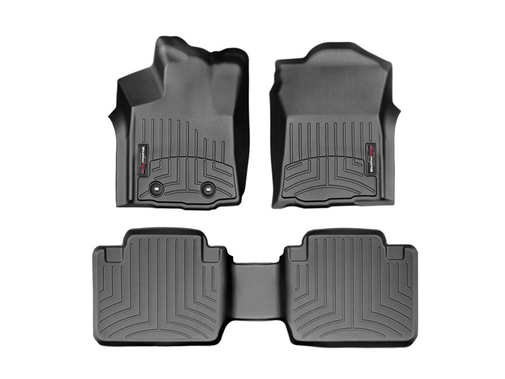 WeatherTech 2016 Tacoma Access Cab Floor Liner (Automatic)