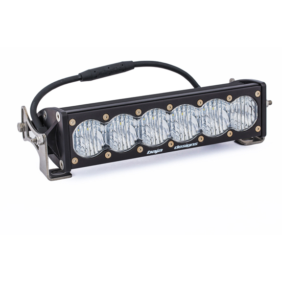 10 Inch LED Light Bar Wide Driving OnX6 Baja Designs