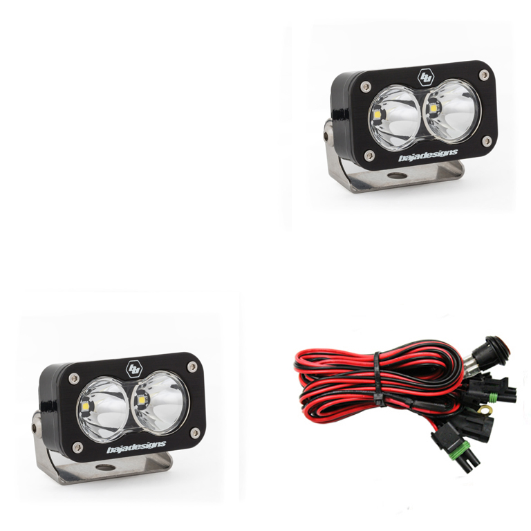S2 Pro, Pair Work/Scene LED