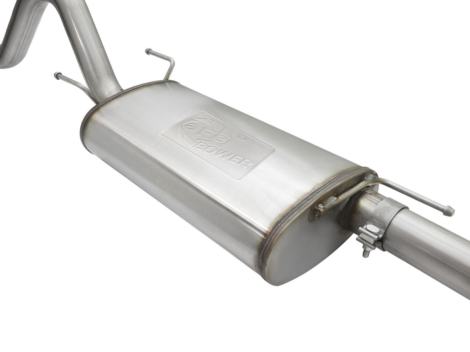 "aFe POWER MACH Force-Xp 3"" Stainless Steel Cat-Back Exhaust System - Polished Tip"
