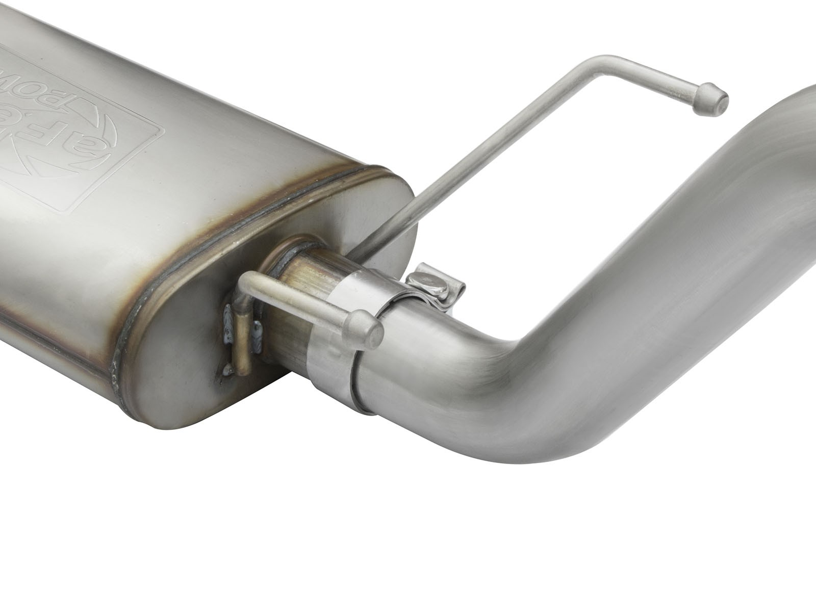 aFe POWER MACH Force-Xp Cat-Back Exhaust System POLISHED TIP Toyota Tacoma 05-12 L4-2.7L CC/SB EC/LB & CC/LB