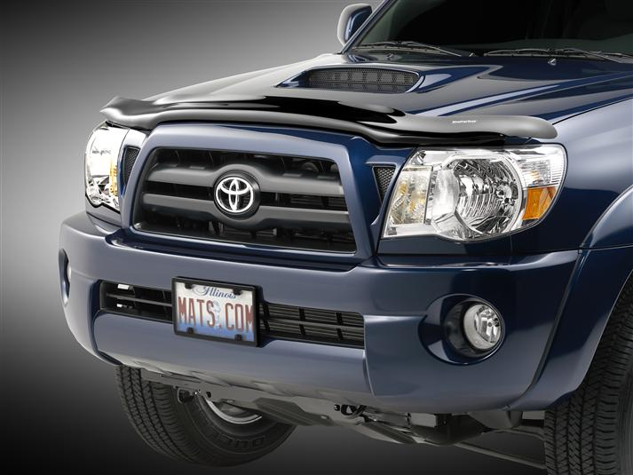 WeatherTech Toyota 2011-2005 Tacoma Stone and Bug Deflectors