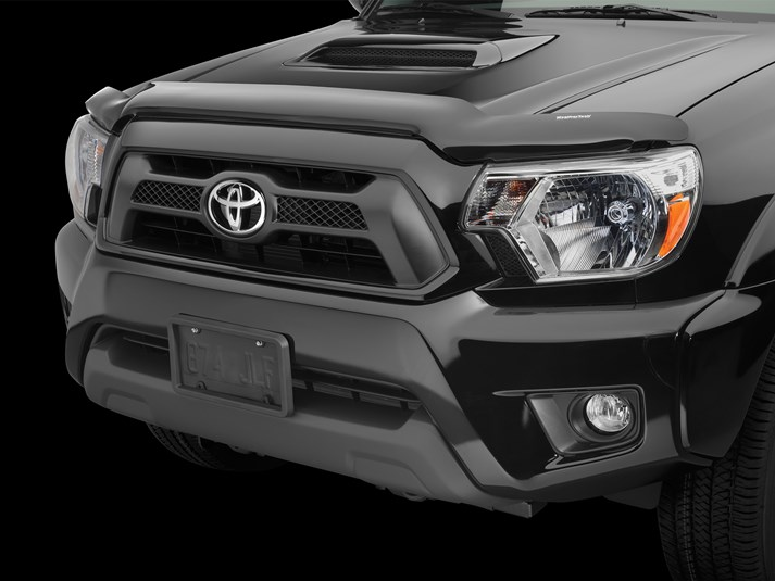 WeatherTech Toyota 2012-2015 Tacoma Stone and Bug Deflectors