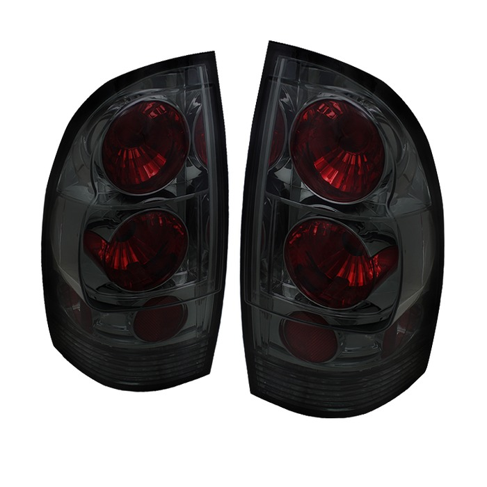 Spyder for Toyota Tacoma 05-12 Euro Style Tail Lights - Smoke