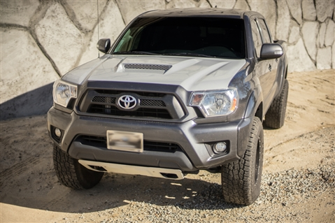 Tacoma Air Vented Hood 2012-2015