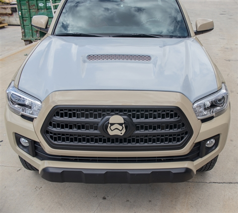 Tacoma Air Vented Sport Hood 2016+