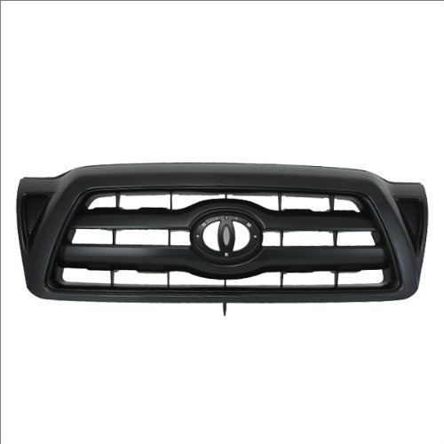 Tacoma Replacement Grille 2005-2011 - BLACK