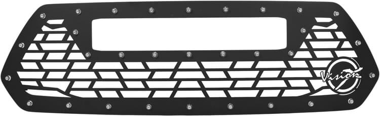 Vision X Light Bar Grille - 2014+