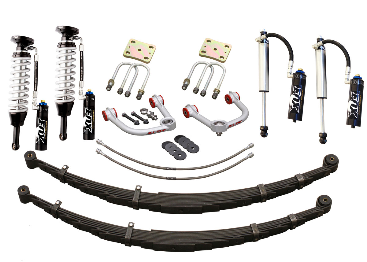 "All-Pro ""APEX"" Suspension Kit for 05+ Tacomas"