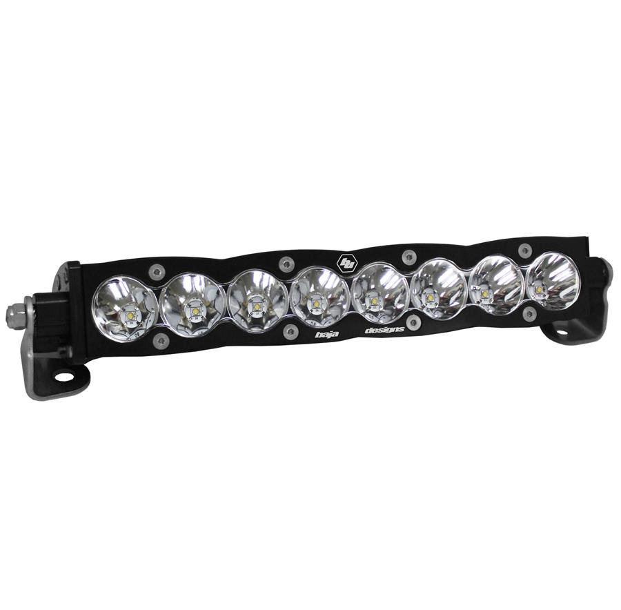 "S8, 10"" Spot LED Light Bar"