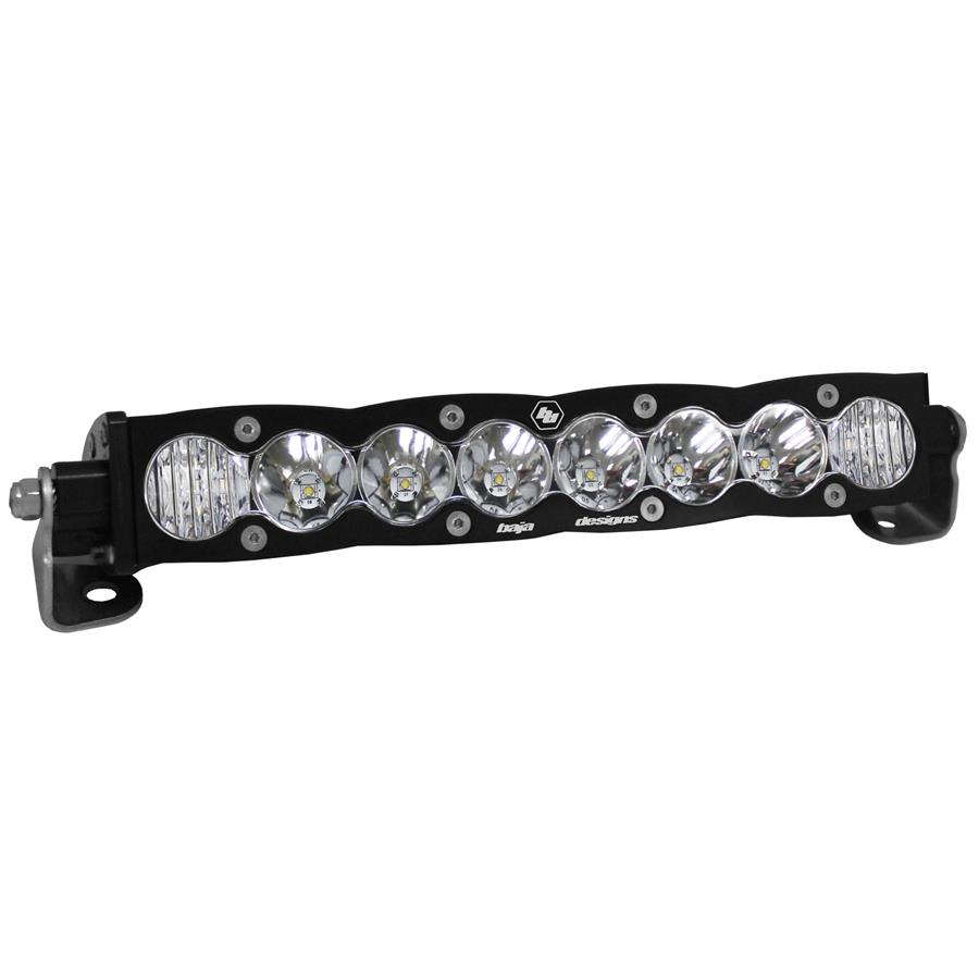 "S8, 10"" Driving/Combo LED Light Bar"