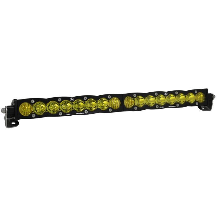 "Baja Designs S8, 20"" Driving/Combo Amber,LED Light Bar"