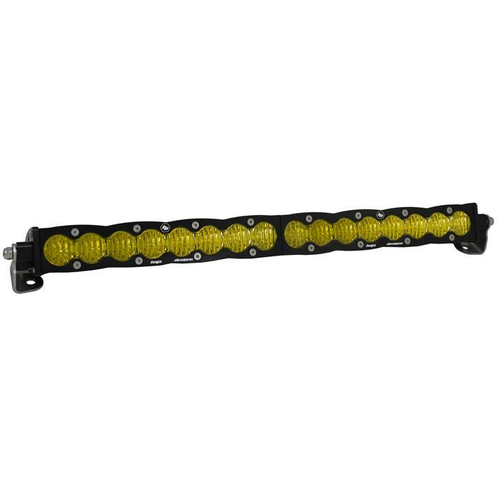 "S8, 20"" Wide Driving Amber,LED Light Bar"