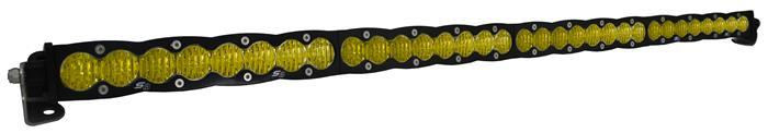 S8, 40 inch Wide Driving Amber,LED Light Bar