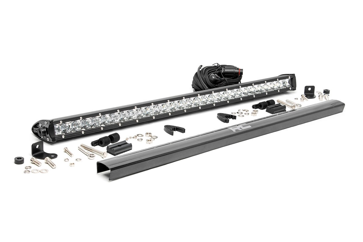 Rough Country 30in Cree LED light Bar - single row