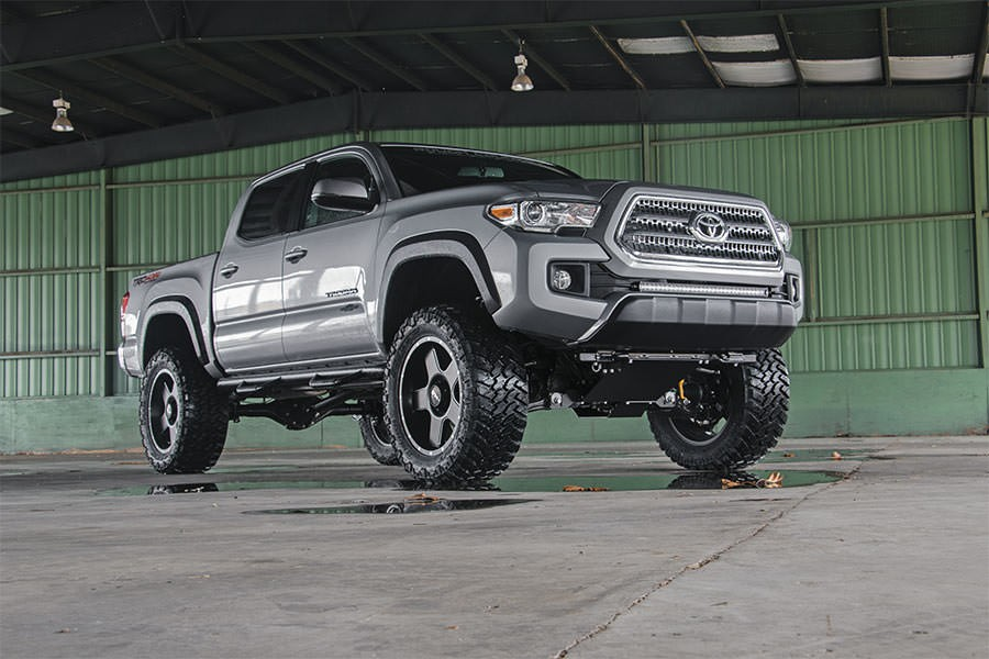 2017 Toyota Tacoma Lifted >> 2016 4wd Toyota Tacoma 6 Suspension 75820 1 079 95 Pure Tacoma Parts And Accessories For Your Toyota Tacoma