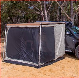 ARB Deluxe Awning Room with Floor for 2000x2500