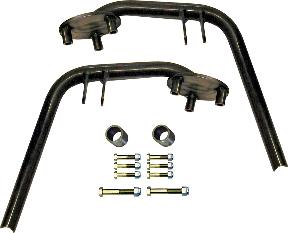 Total Chaos Dual Shock Hoops - Long Travel Control Arms 05-15